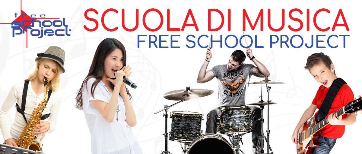 Free School Project - Scuola di Musica